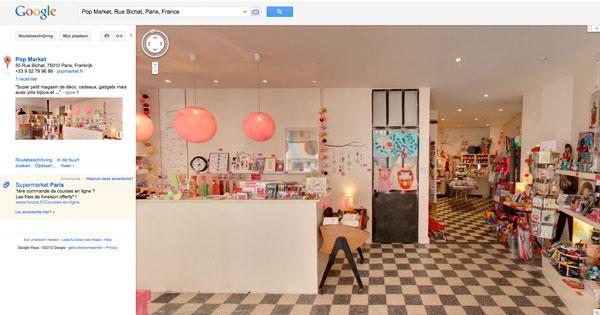 Google bedrijfsfoto's
